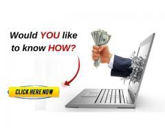 Revolutionary Make Money Online Opportunity