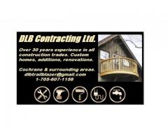 Contractor For All Construction & Renovations