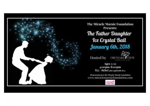 Miracle Marnie Foundation Ice Crystal Ball